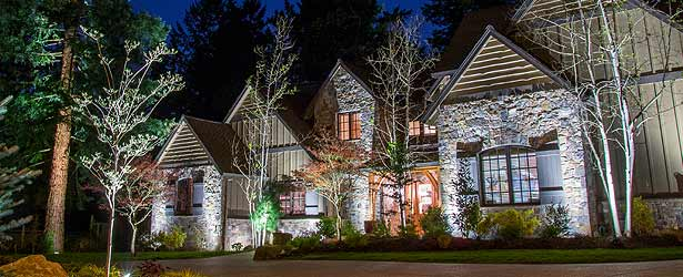 Clackamas Outdoor Lighting Oregon Outdoor Lighting